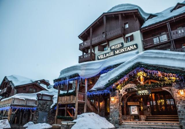 Hôtel Village Montana 4*