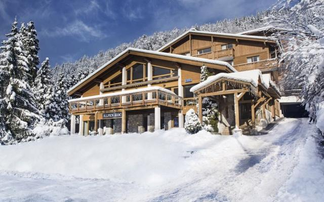 Hôtel Alpen Roc 3*