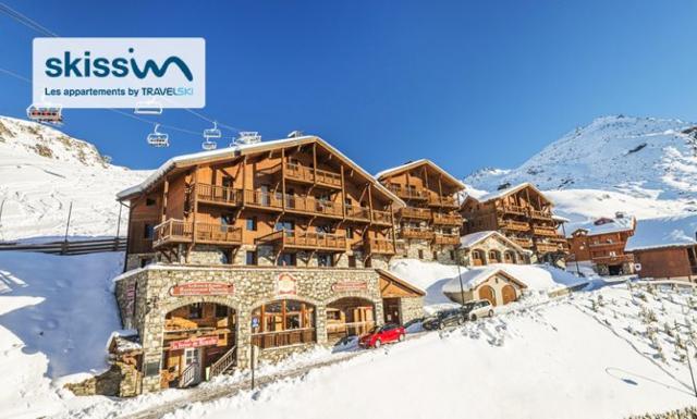 Skissim Premium - Résidence Les Chalets de Rosaël 3*