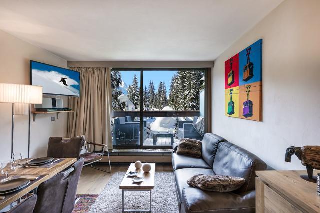 Apartments Domaine Jardin Alpin 5