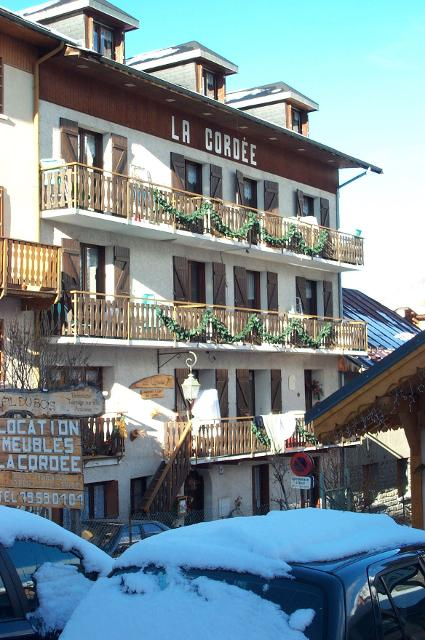Apartments La Cordee