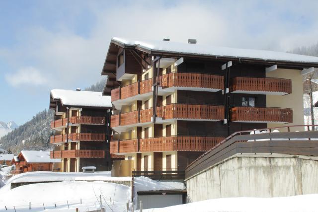 Apartments La Tovassiere