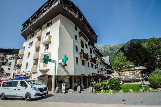Apartments Batiment E