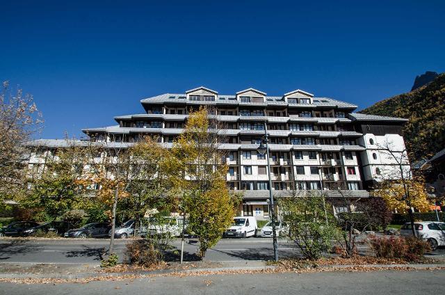Apartments Chamois Blanc