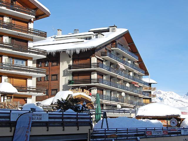 Apartment Cerisiers Hrez CH1961.700.5