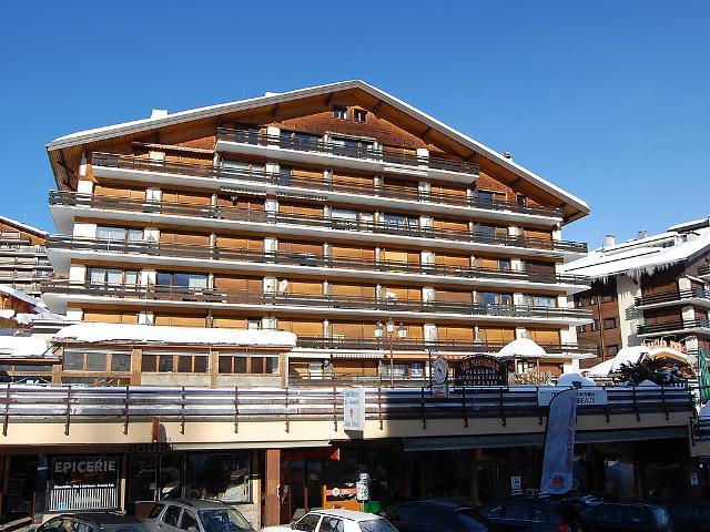 Apartment Bouleaux A1 CH1961.800.7