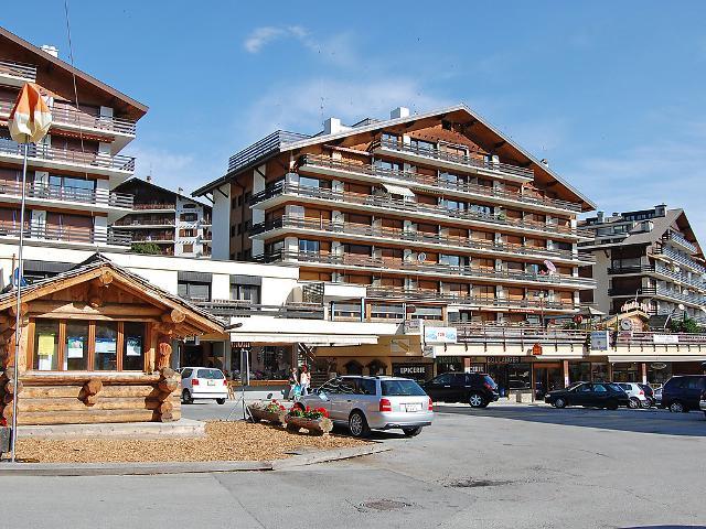 Apartment Bouleaux I4