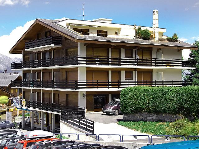 Apartment Bel Alp D3
