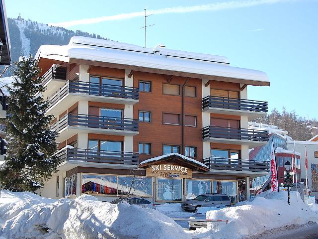 Apartment Bel Alp D3