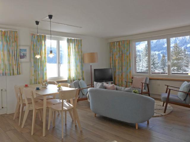 Apartment Tschingelhorn CH3823.57.1