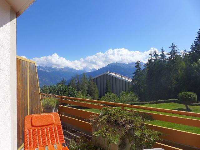 Apartment Terrasse des Alpes