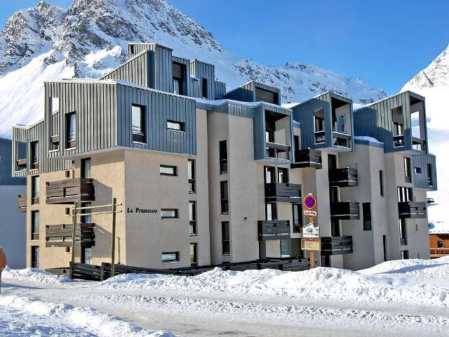 Apartments Le Pramecou