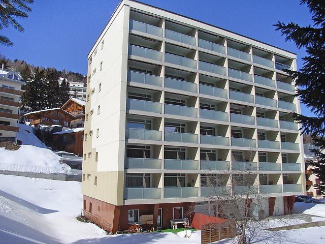 Apartment Casa Jenatsch