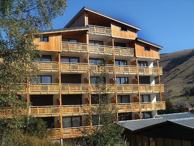Apartment Le Super Venosc