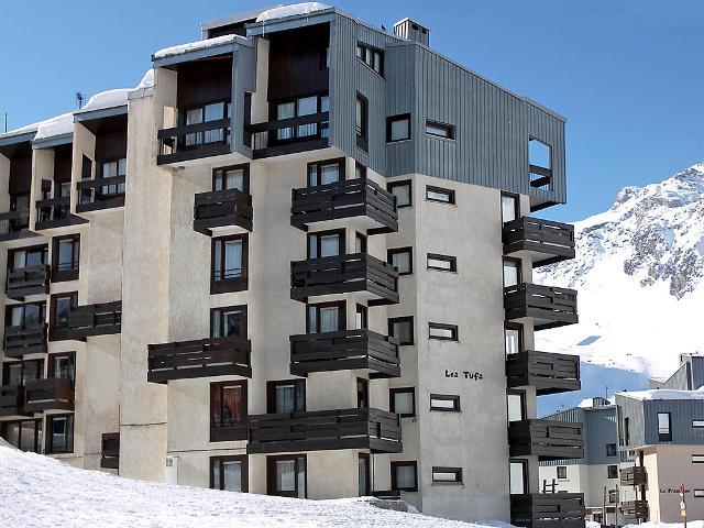 Apartment Les Tufs