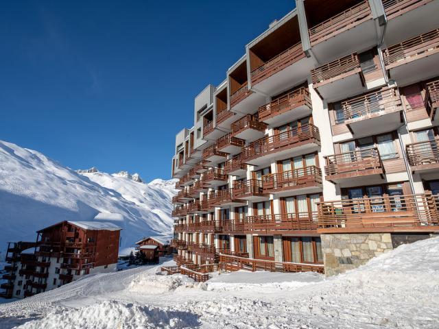Apartment Le Curling B