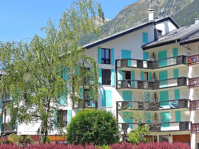 Apartment La Balme